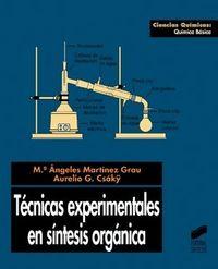Tecnicas experimentales