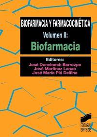 Biofarmacia y farmacocinetica ii