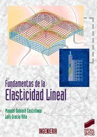 Fundamentos elasticidad lineal