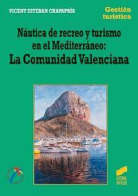 Nautica de recreo y turismo en el mediterraneo
