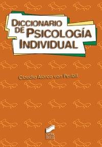 Dic.sicologia individual