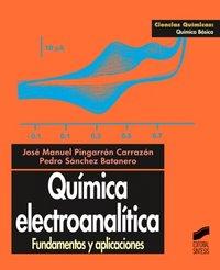 Quimica electroanalitica fundamentos y aplicaciones