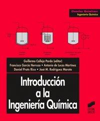 Int.a la ingenieria quimica