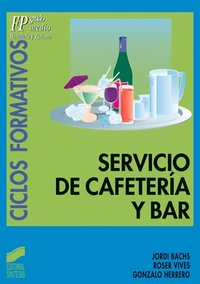 Servicio de cafeteria y bar cfm