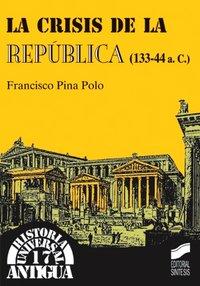 Crisis de la republica 133-44 a.c