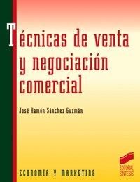 Tecnicas de venta y negociacion comercial