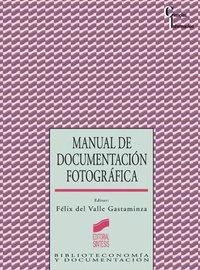 Manual documentacion fotografica