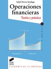 Operaciones financieras teoria y practica