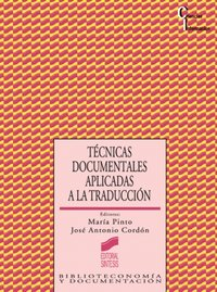 Tecnicas documentales traduccion