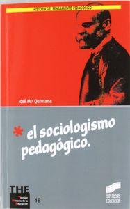 Sociologismo pedagogico, el
