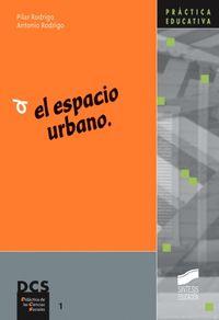 Espacio urbano, el