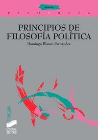 Principios de filosofia politica