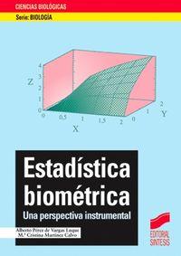 Estadistica biometrica