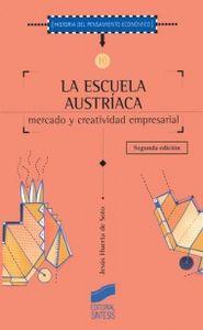 Escuela austriaca, mercado y actividad empresarial, la