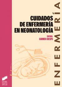 Cuidados de enfermeria en neonatologia
