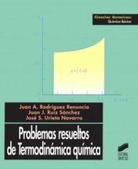 Problemas resueltos de termodinamica quimica
