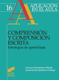 Comprension y composicion escrita. estrategias de aprendizaj