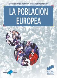 Poblacion europea, la