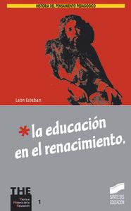Educacion en el renacimiento, la