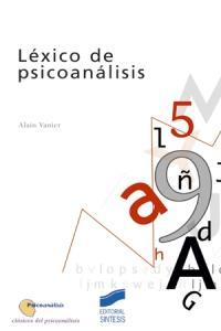 Lexico de psicoanalisis