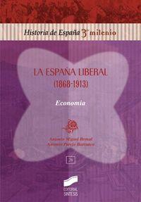 España liberal (1868-1913)