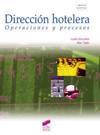 Direccion hotelerea operaciones y procesos