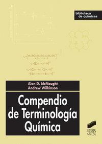 Compendio de terminologia quimica