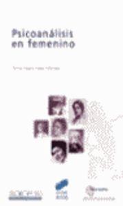 Psicoanalisis en femenino
