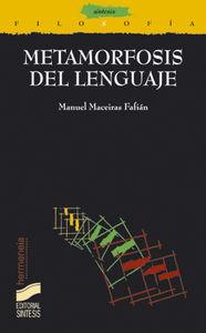 Metamorfosis del lenguaje