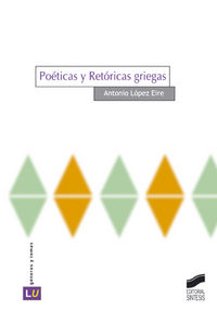Poeticas y retoricas griegas