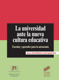 Universidad ante nueva cultura educativa