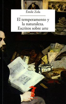 Temperamento y la naturaleza. escritos sobre arte,el