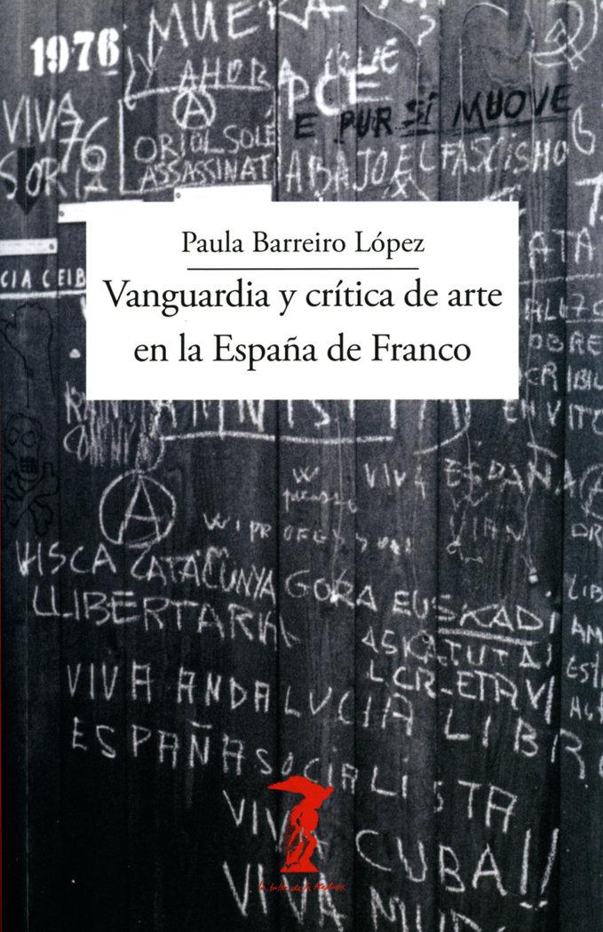 Vanguardia y critica de arte en la españa de franco
