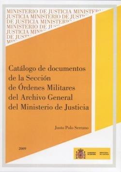 Catalogo de documentos de la seccion de ordenes militares de