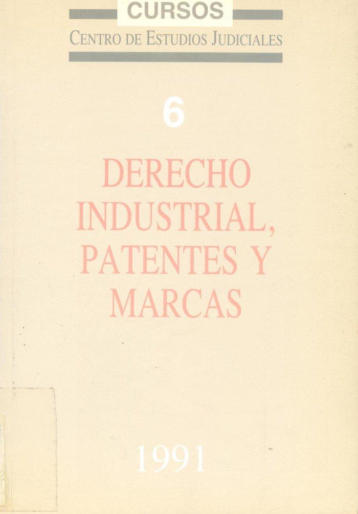 Derecho industrial, patentes y marcas