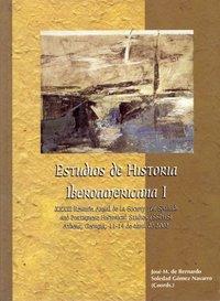 Estudios de historia iberoamericana i