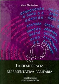 Democracia representativa paritaria,la