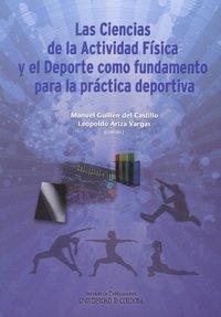 Ciencias de la actividad fisica y el deporte para la practic