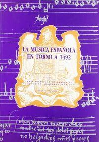 Musica española 1492 vol.2