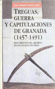Treguas guerra capitulaciones granada