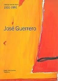 Jose guerrero cataologo razonado digital