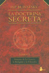 Doctrina secreta, la  tomo vi r