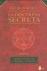 Doctrina secreta, la  tomo iv r