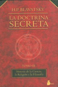 Doctrina secreta, la  tomo iii r