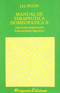 Manual terapeutica homeopat-ii