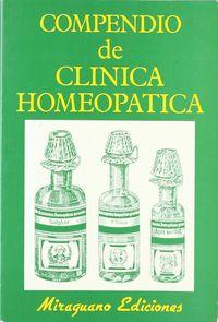 Compendio de clinica homeopatica