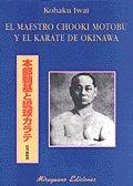 Maestro chooki motobu karate okinawa