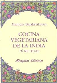Cocina vegetariana de india
