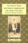 Recuerdos marroquies del moro vizcaino