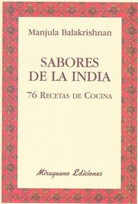 Sabores de la india 76 recetas de cocina